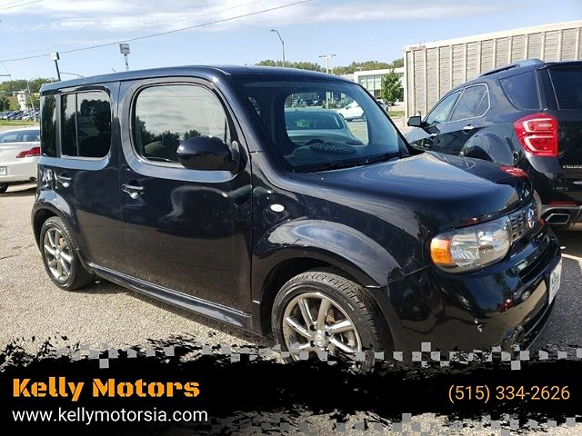 2012 Nissan Cube S