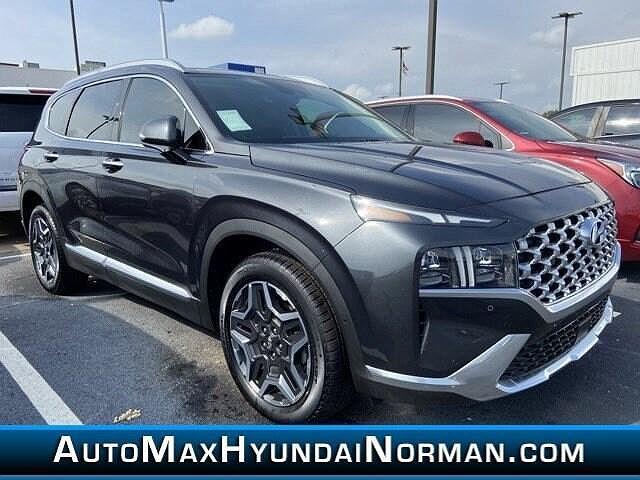 2021 Hyundai Santa Fe Limited Edition