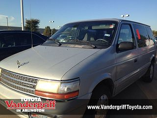 1995 PLYMOUTH VOYAGER BASE