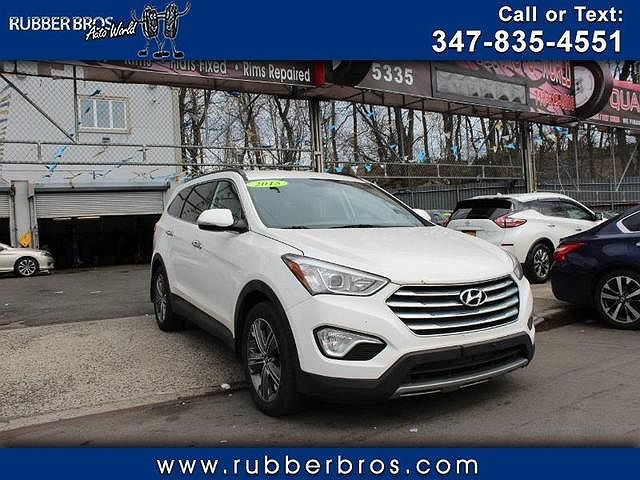 2015 Hyundai Santa Fe Limited Edition