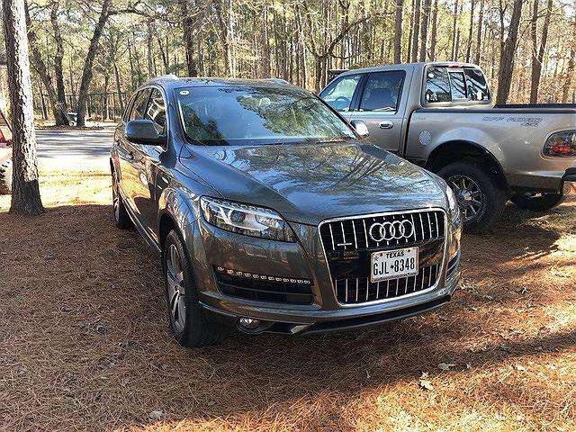 2015 Audi Q7 Premium