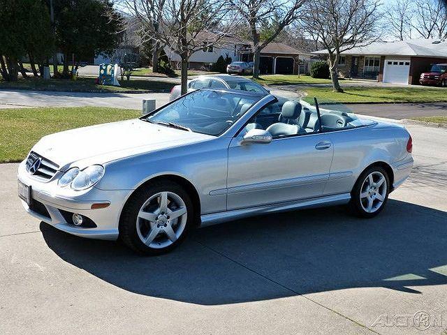 2007 Mercedes Benz Clk 550 For In Omaha Ne Image 1