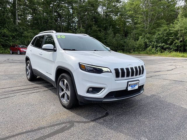 2020 Jeep Cherokee Limited Edition