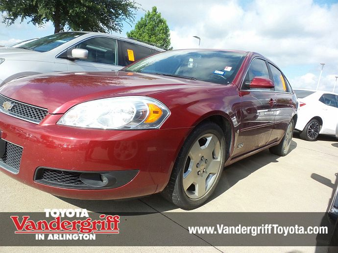 2008 Impala Ss For Sale >> 2008 Chevrolet Impala Ss For Sale In Arlington Tx