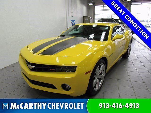 2011 Chevrolet Camaro LT 1LT