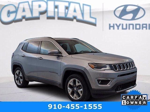 2018 Jeep Compass Limited Edition