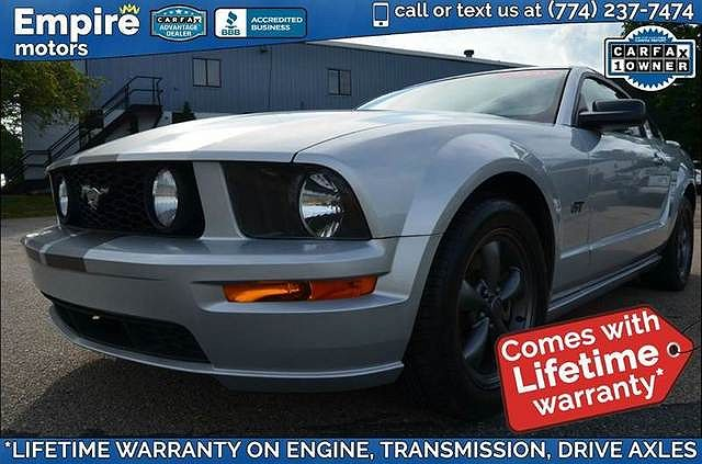 Empire Motors Canton Ma >> 2008 Ford Mustang Gt For Sale In Canton Ma