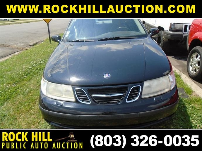 Rock Hill Public Auction >> 2003 Saab 9 5 Linear For Sale In Rock Hill Sc