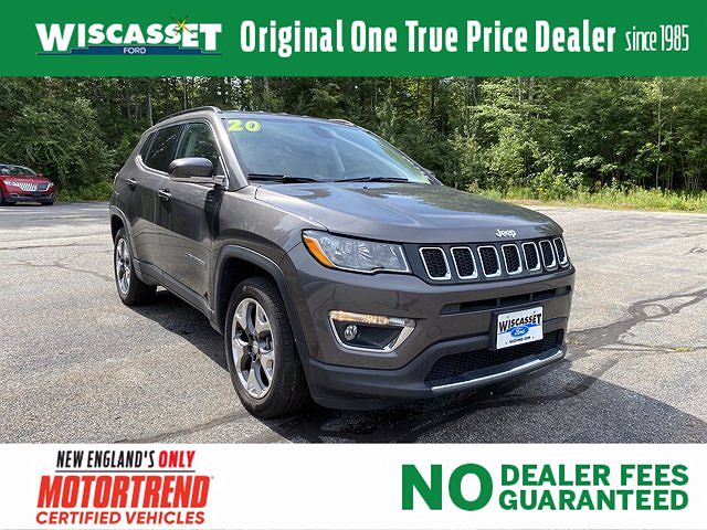2020 Jeep Compass Limited Edition