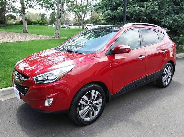 2014 Hyundai Tucson Limited Edition