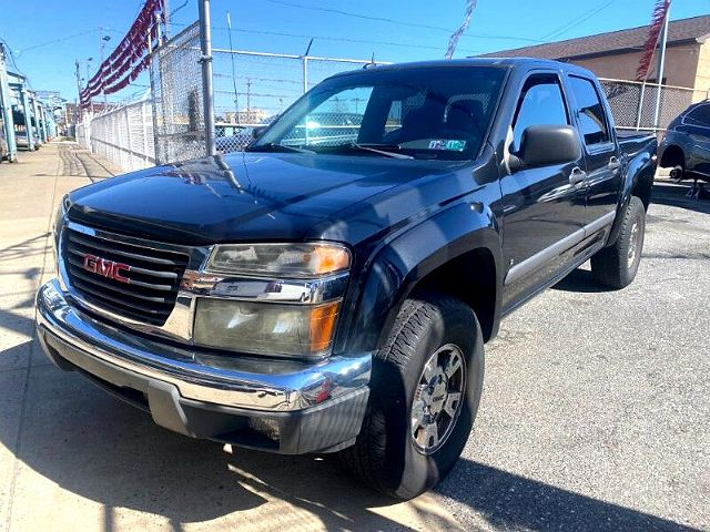 2008 GMC Canyon SLE SLE-1