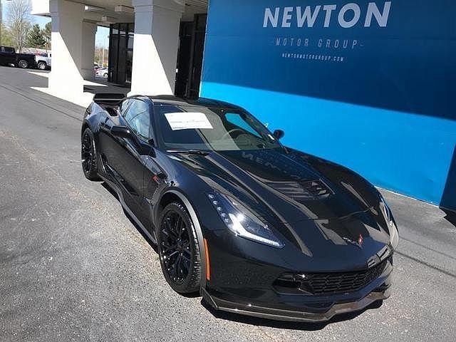 2019 Chevrolet Corvette Z06 LZ3