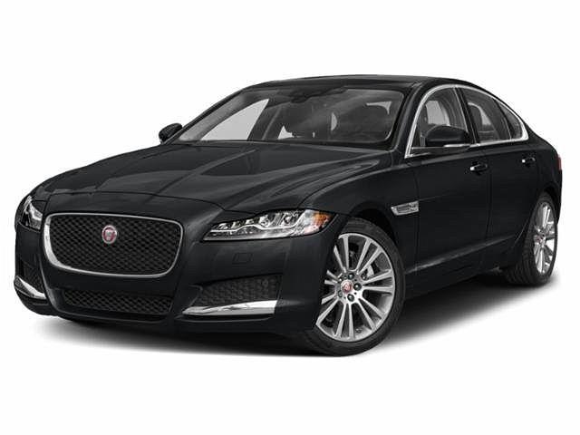 2020 Jaguar XF Prestige 30t