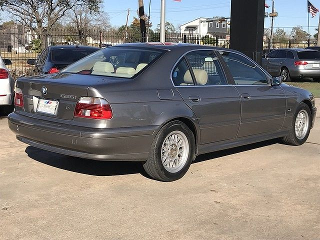 Admirable 2002 Bmw 5 Series 525I For Sale In Houston Tx Pabps2019 Chair Design Images Pabps2019Com