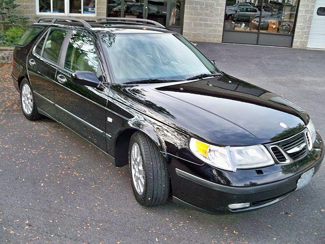 2002 Saab 9-5 Linear
