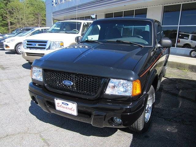 2002 Ford Ranger Edge Plus