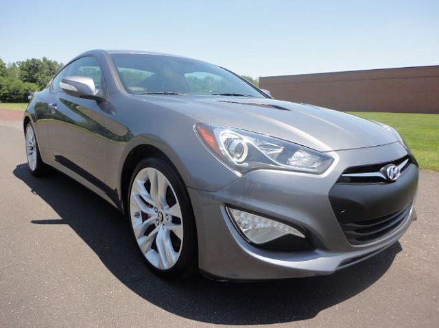 2014 Hyundai Genesis R-Spec