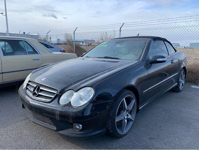 2006 Mercedes-Benz CLK 500