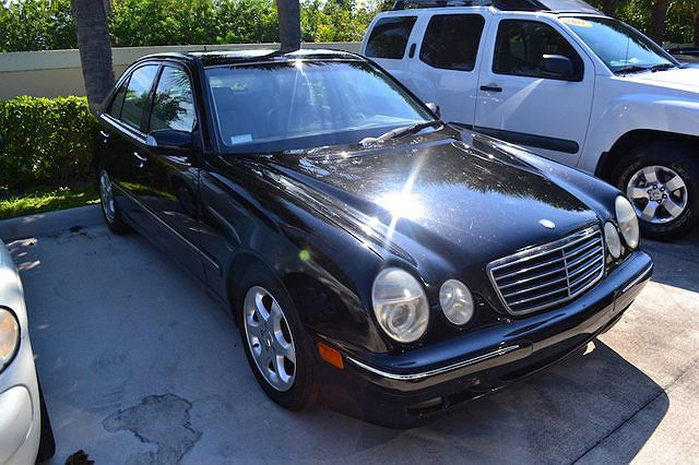 2002 Mercedes-Benz E-Class E 320