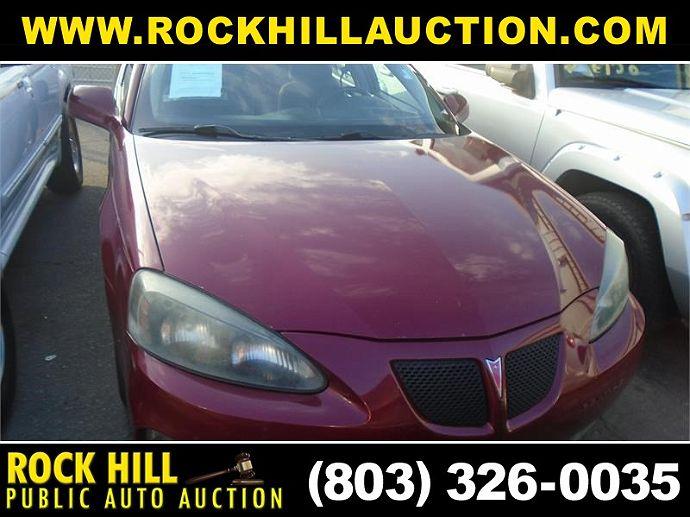Rock Hill Public Auction >> 2005 Pontiac Grand Prix For Sale In Rock Hill Sc