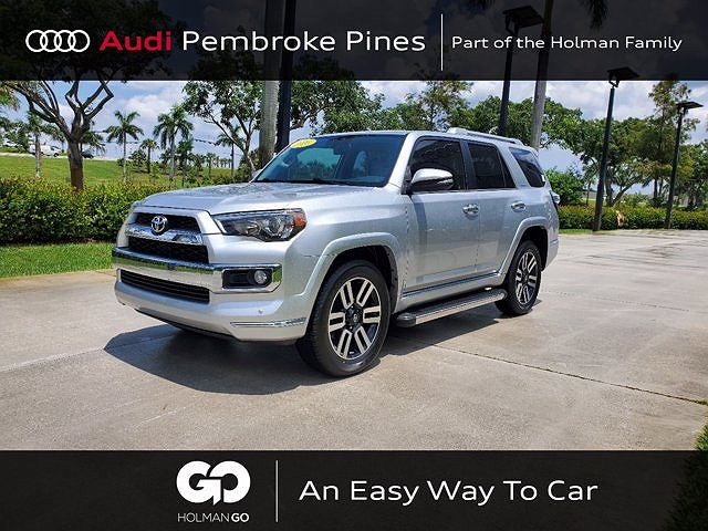 2016 Toyota 4Runner Limited Edition