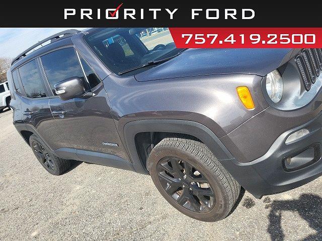 2016 Jeep Renegade Dawn of Justice