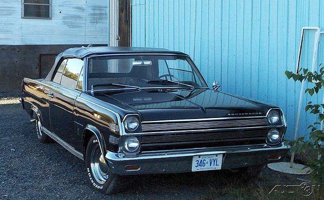 1966 American Motors Ambassador