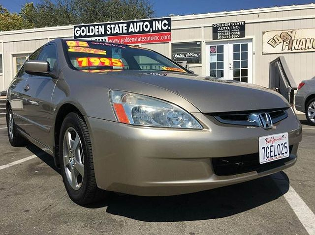 2005 Honda Accord IMA