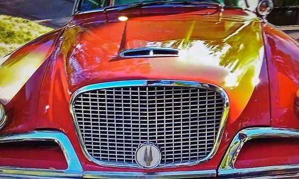 1956 Studebaker Hawk