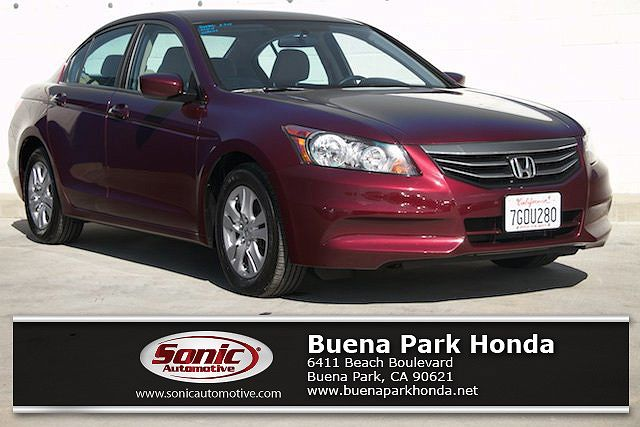 2012 Honda Accord LXP