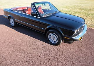 1987 BMW 3 SERIES 325IC