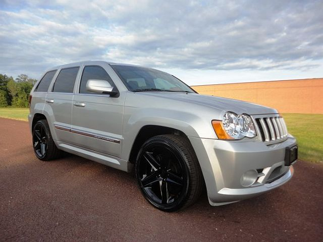2008 Jeep Grand Cherokee SRT8