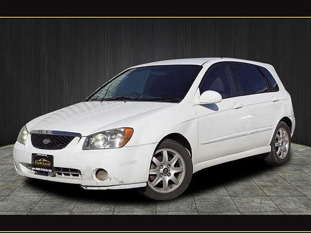 2005 Kia Spectra5