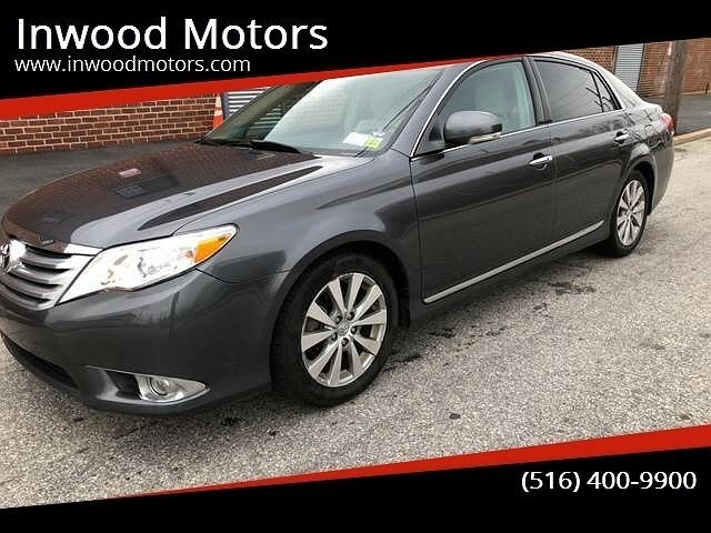 2012 Toyota Avalon Limited Edition