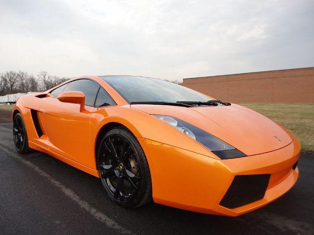 2006 Lamborghini Gallardo