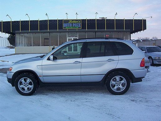 2002 Bmw X5 44i For Sale In Lincoln Ne