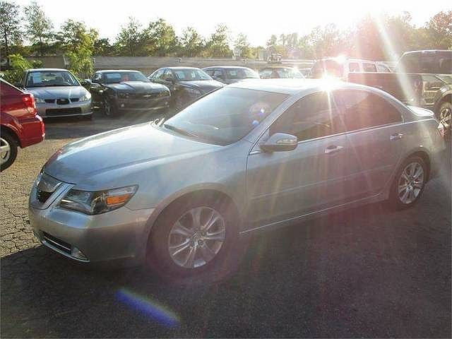 2010 Acura RL Technology CMBS