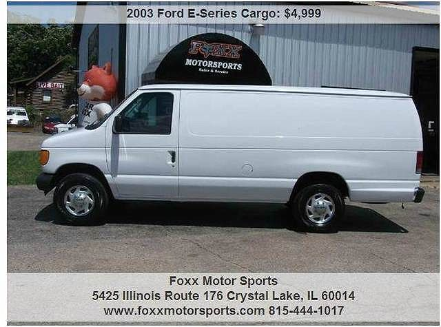 2003 Ford Econoline E-250 Commercial
