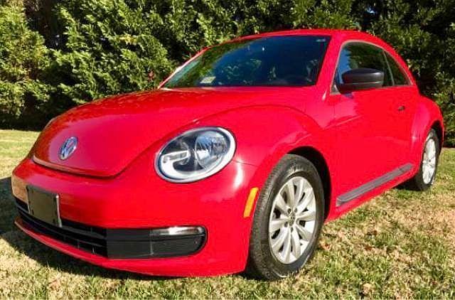 2013 Volkswagen Beetle Entry