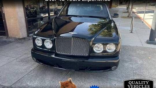 2005 Bentley Arnage T