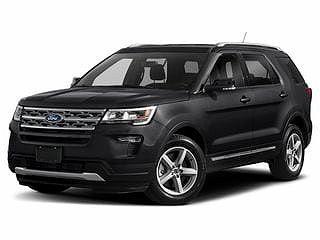 2019 Ford Explorer Base