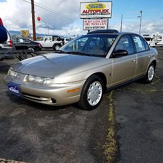 1997 SATURN S-SERIES SL SL2