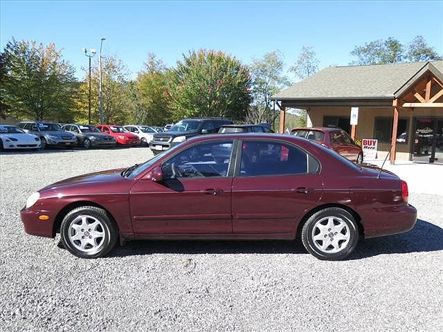 2000 Hyundai Sonata Gls For In Asheville Nc Image 3