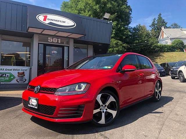 2015 Volkswagen Golf SE