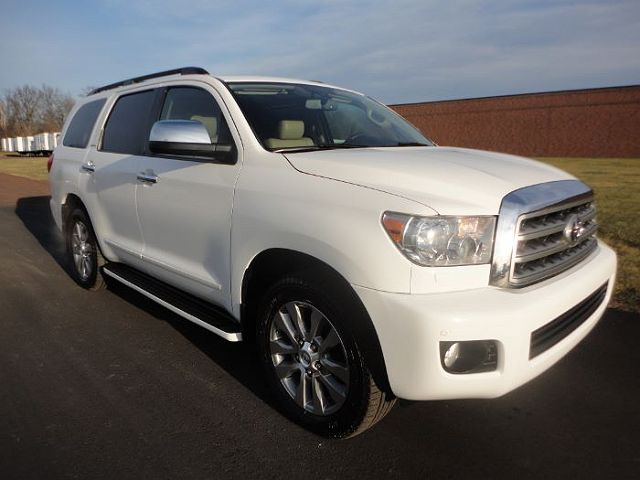 2010 Toyota Sequoia Limited Edition