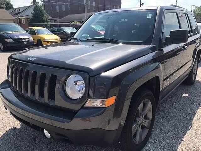 2014 Jeep Patriot High Altitude Edition