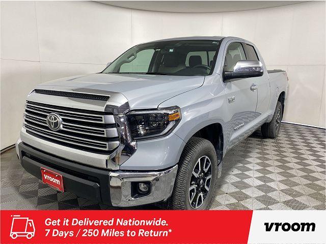 2020 Toyota Tundra Limited Edition