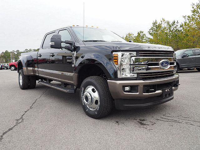 2018 Ford F-350 King Ranch