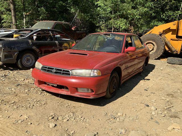 1999 Subaru Legacy GT Limited