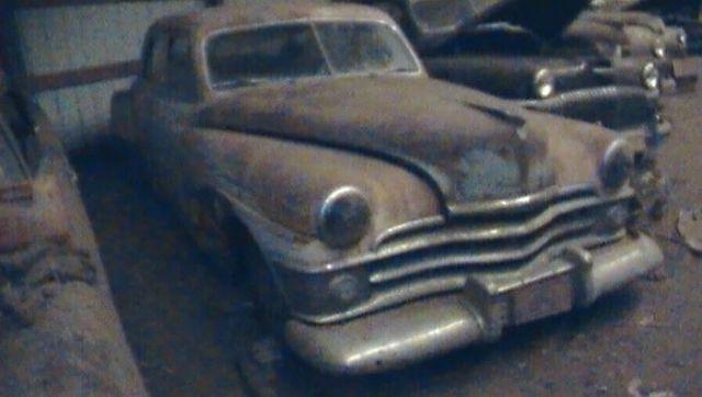 1950 Chrysler New Yorker